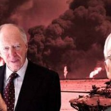 Russia Insider: Cheney, Rothschild, and Fox News' Murdoch to Drill for Oil in Syria, Violating Law