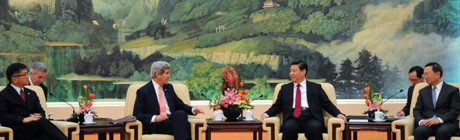 China, U.S. commit to new-model ties