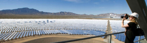 Largest solar plant in the world opens in US as industry grows