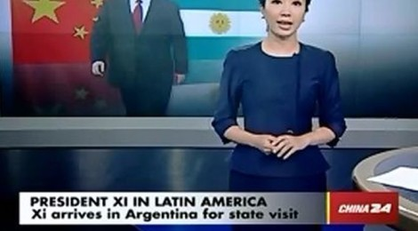 Xi: China-Argentina relations usher in new era (Video)