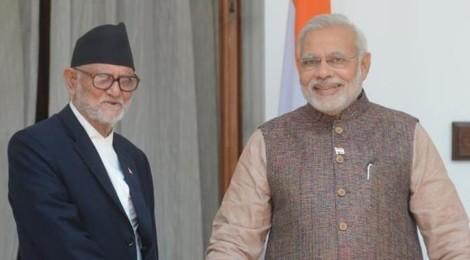China-India energy rivalry in spotlight as Modi visits Nepal