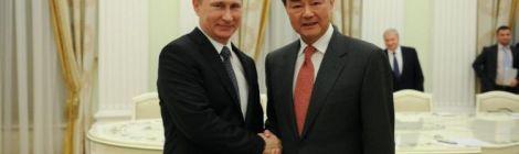 China, Russia to Deepen Partnership