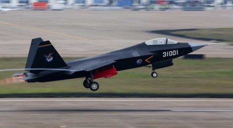 China's New Stealth Fighter Could Defeat F-35, AVIC Chief Says