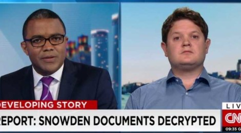 Sunday Times Snowden Saga: Journalist Admits to CNN He Has No Clue