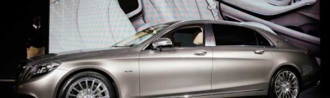 Mercedes's $230,000 Maybach Defies China's Cooling Luxury Market