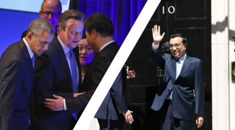 East vs West: Media Conflict - Britain and China's Relationship