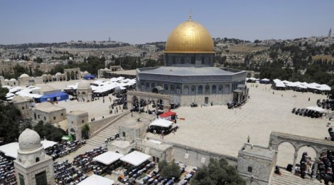 UNESCO condemns Israel for 'aggression' at holy sites in Jerusalem & West Bank