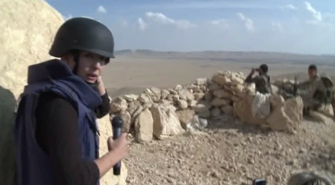 RT EXCLUSIVE: ISIS position in Palmyra up-close, RT 1st intl TV crew to follow Syrian Army assault