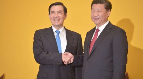 Leaders of China and Taiwan meet for first time in nearly seven decades