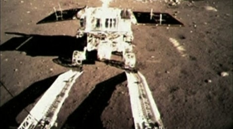 China's first moon rover sets record for longest stay