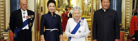 Pic of the Week: Chinese President Xi attends British banquet