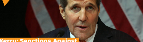 Kerry: Sanctions Against Russia Over Ukraine Could Be Lifted Within Months
