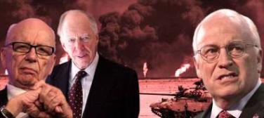 Cheney, Rothschild, Rupert Murdoch to Drill for Oil in Syria, Violating International Law