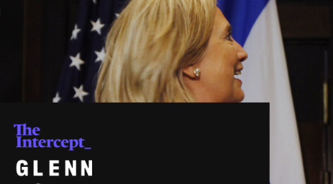 The Intercept: The New York Times's (and Clinton Campaign's) Abject Cowardice on Israel